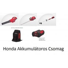 Honda Akkumulátoros Gép Csomag AKCIÓ