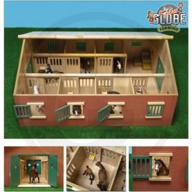 Kids Globe Lóistálló 7box