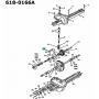 MTD Hajtómű tányérkerék 717-1362