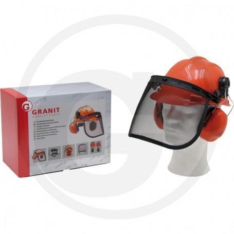 Erdészeti fej-, arc- és fülvédő CLASSIC
