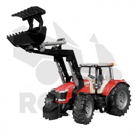 Bruder Massey Ferguson 7600 játéktraktor
