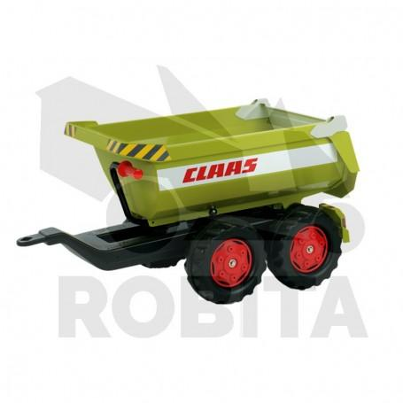 Rolly Toys Claas Féldomború-billencs