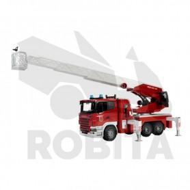 Scania R-széria Tűzoltólétra