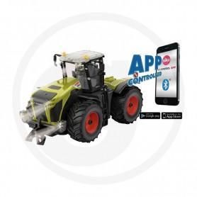 Siku Bluetooth távirányítós traktor applikációs vezérléssel Claas Xerion 5000 TRAC VC