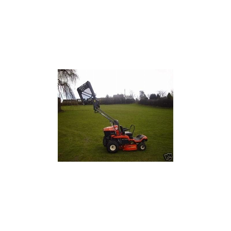 Kubota GZD 15 HD Fűnyíró Traktor