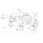 Castelgarden F72 Váltó ékszíjtárcsa 182601503/0