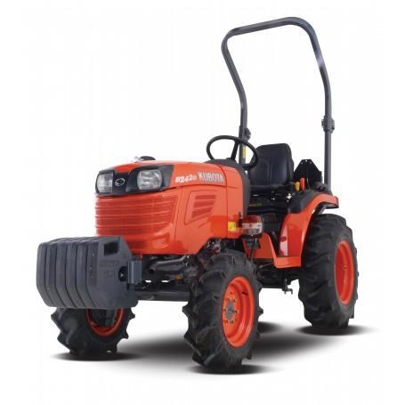 Kubota B2420 Kompakt Traktor