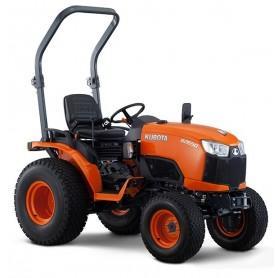 Kubota B2650 Kompakt Traktor