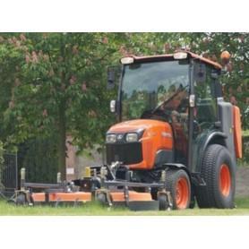 Kubota STW 40 R Kompakt Traktor