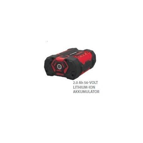 BHP 2.0 2Ah 56 V Litium Ion Akkumulátor