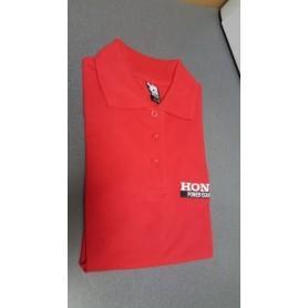Honda Női Póló Piros