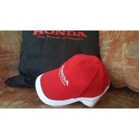 Honda Baseball Sapka Piros