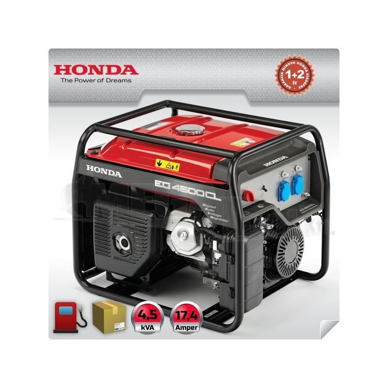 Honda EG4500 Áramfejlesztő