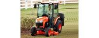 Kubota Fűnyíró Traktor