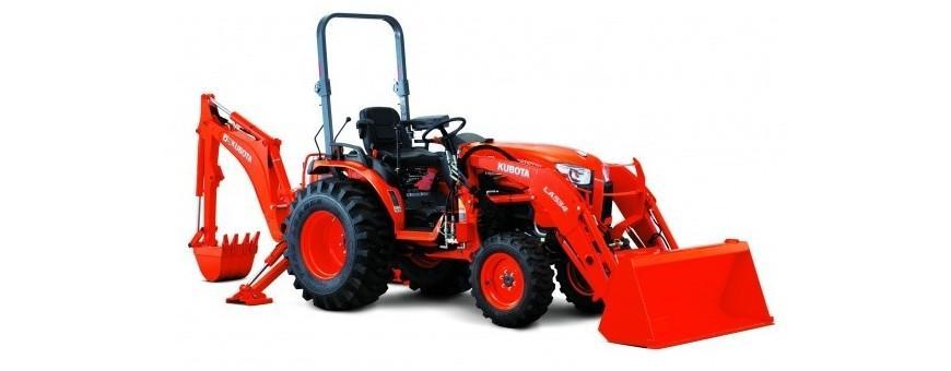 Kubota Kompakt Traktor