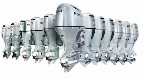 Honda Marine termékeink